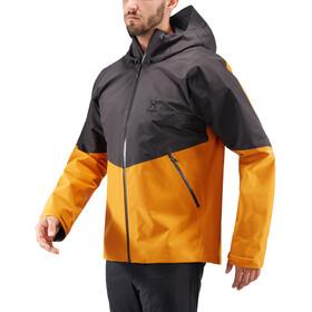 Haglöfs M's Merak Jacket Desert Yellow/Slate